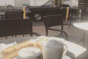 朝ドライブ&朝ごはん
