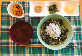 デノ・アラジンの料理